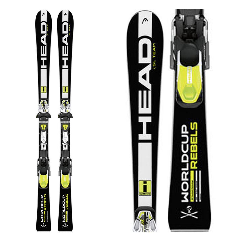 Head Racing Skis Junior Race Ski With Head