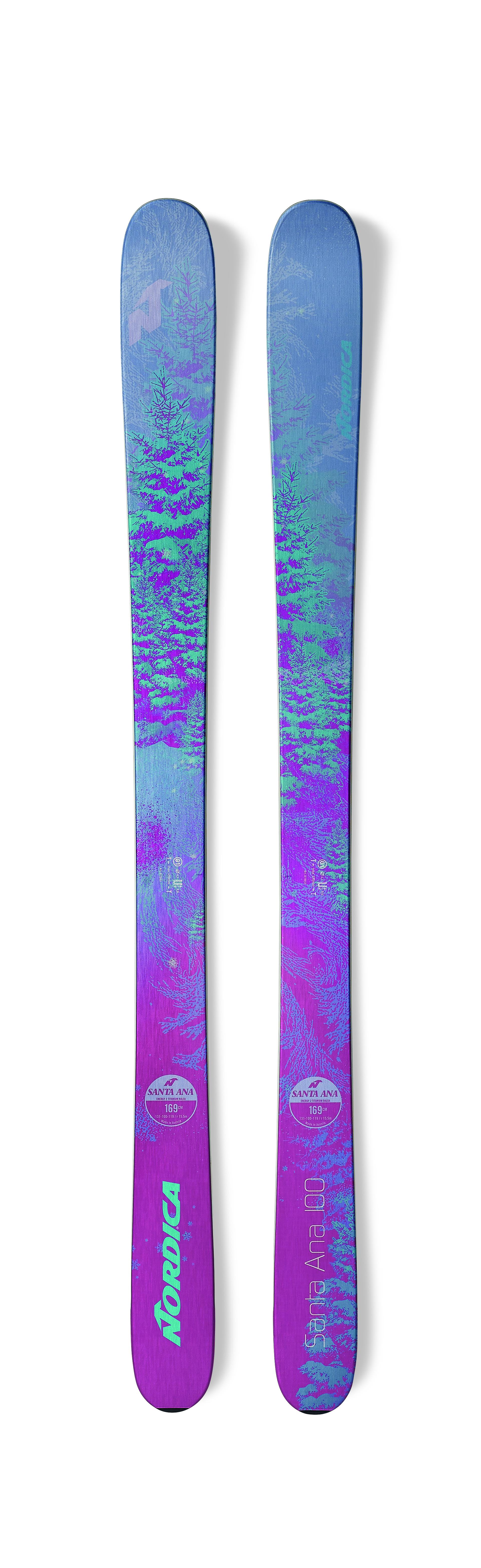 Nordica Santa Ana 100 Womens Ski 2019 c51b25a375c7