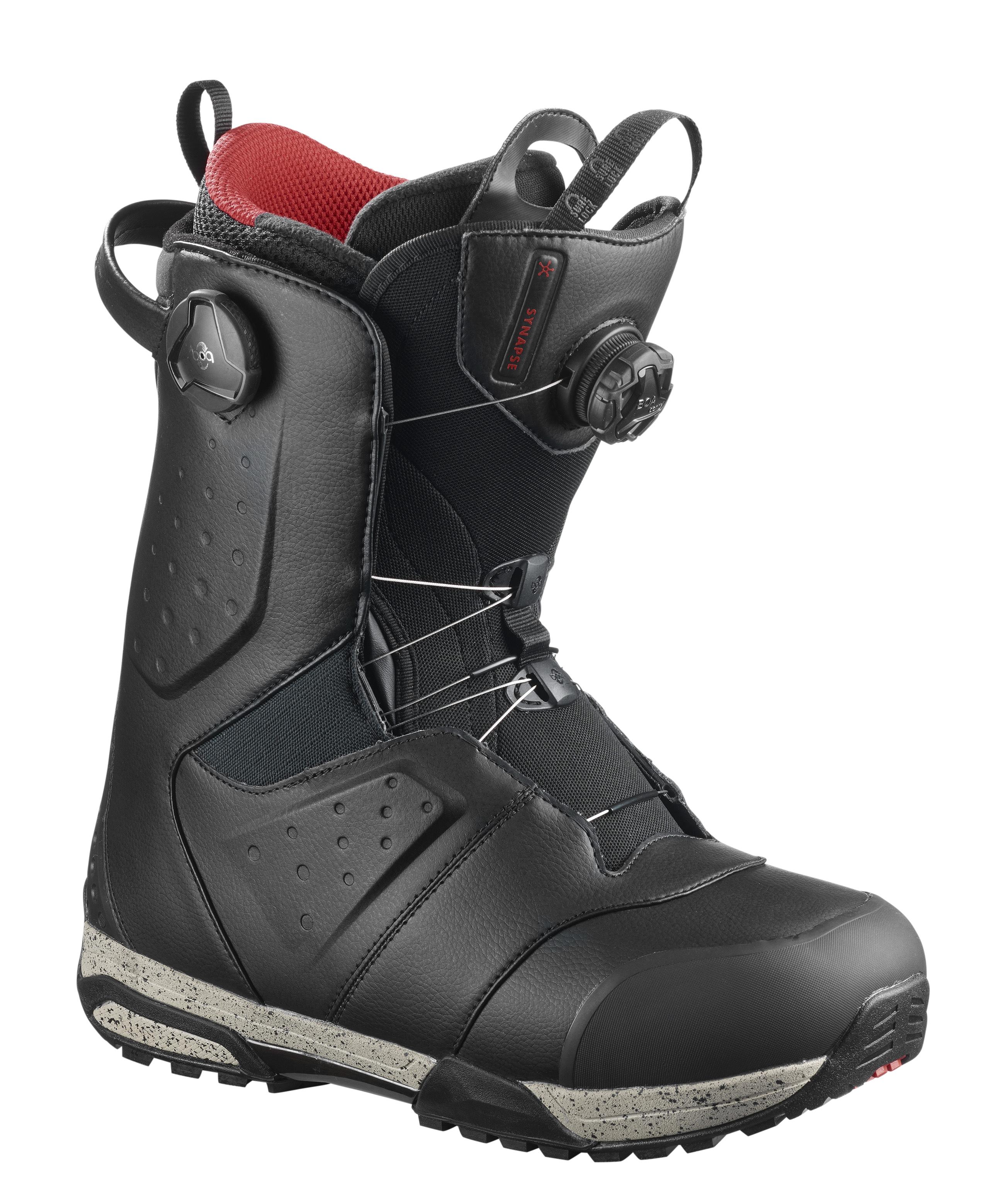 2d904f96b7 Salomon Synapse Focus BOA Mens Snowboard Boot 2019