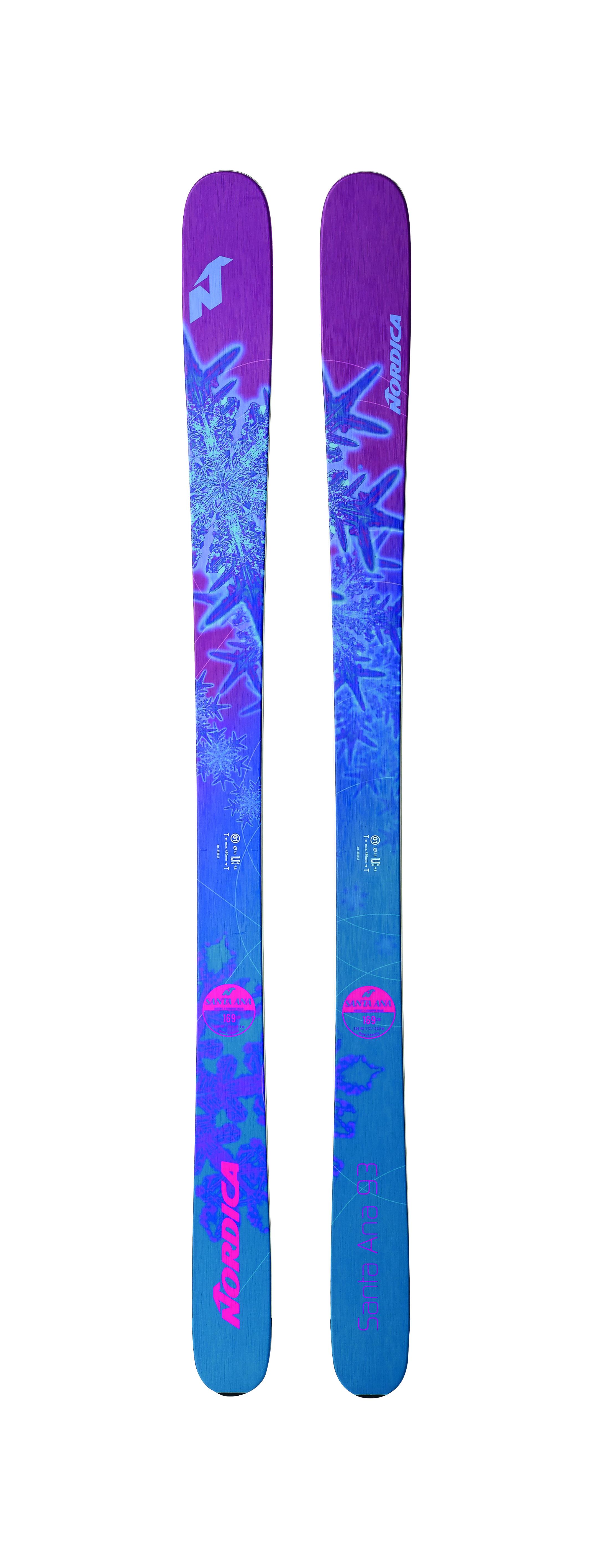 Nordica Santa Ana 93 Womens Ski 2018 b2a2940eb903