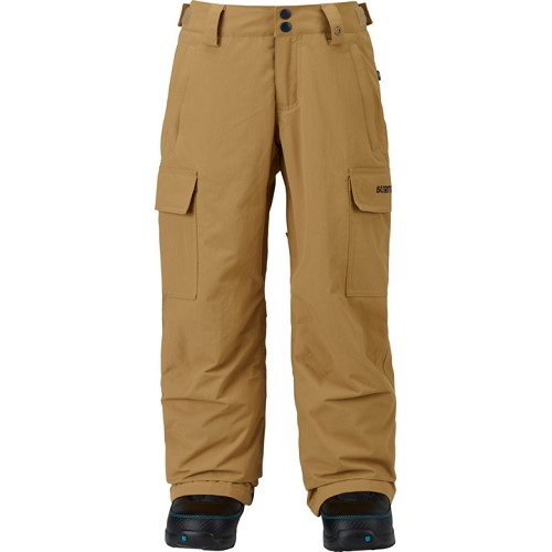 Burton Exile Cargo Youth Boys Pant 2018