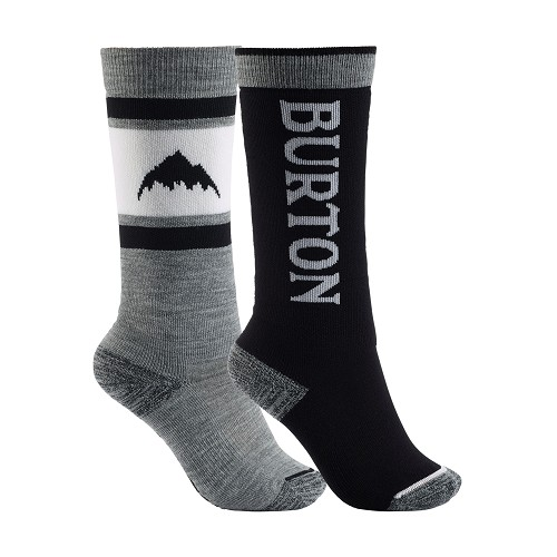 Burton 2 Pack Weekend Midweight Junior Sock 2020