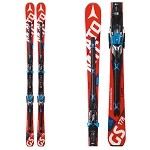 Atomic Redster Doubledeck 3.0 GS Race Ski with Atomic X 12TL Binding 2016