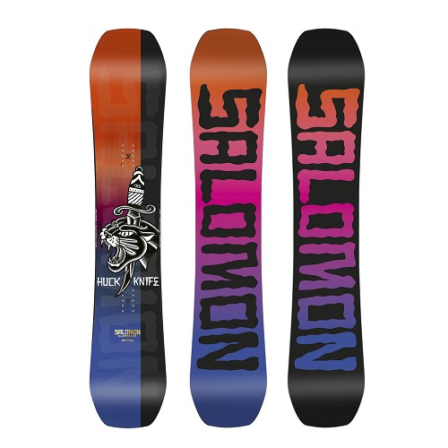 Salomon Huck Knife Classicks Mens Snowboard 2018