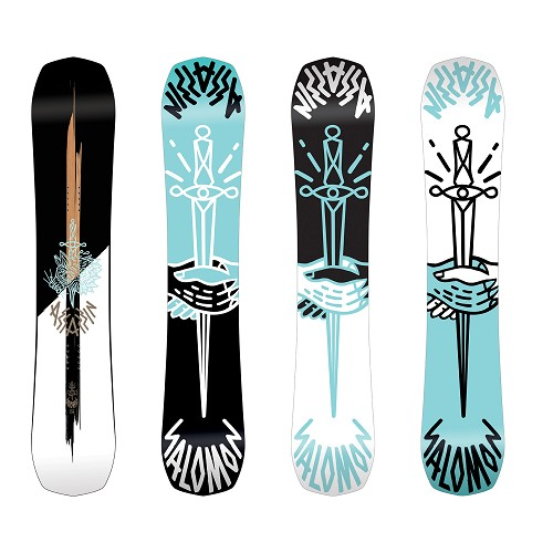 Salomon Assassin Mens Snowboard 2019