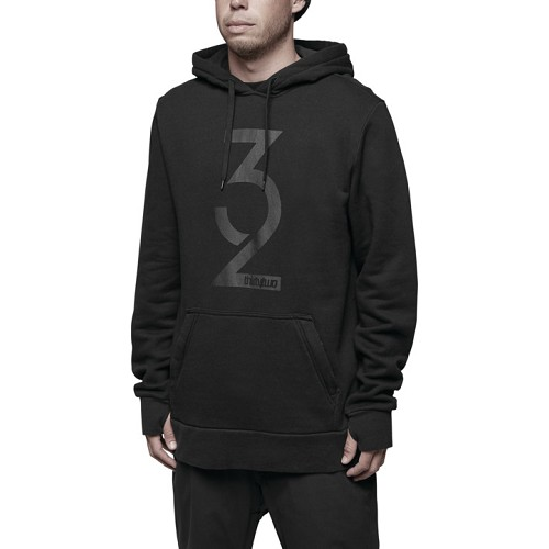 32 Marquee Mens Hooded Pullover 2018
