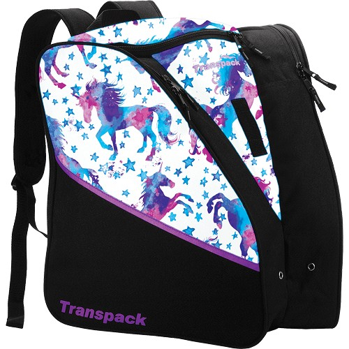 Transpack Edge Print Junior Boot Bag 2020