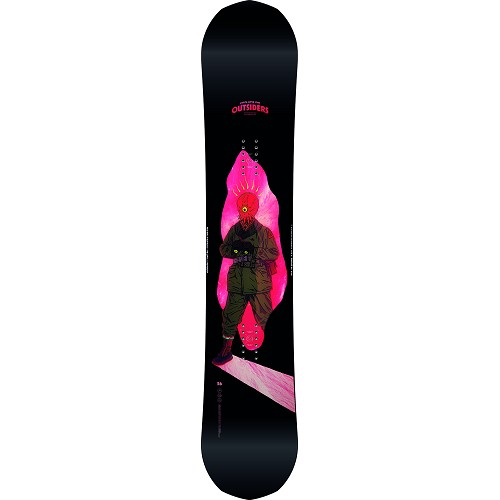 Capita The Outsiders Mens Snowboard 2019