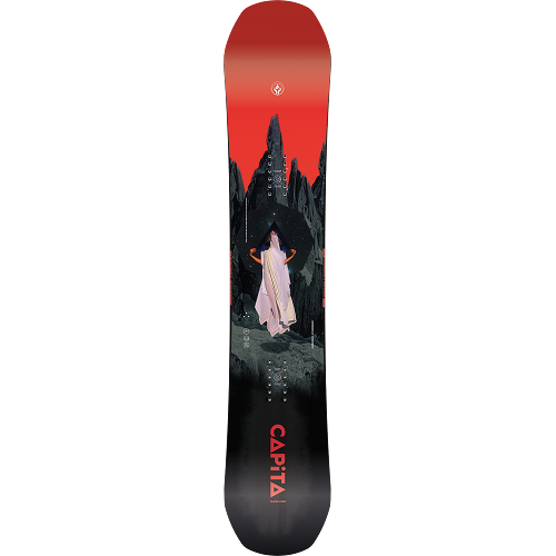 Capita Defenders of Awesome Mens Snowboard 2021