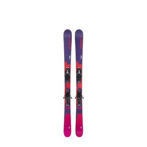 Elan Twist Pro Junior ski with EL 7 Binding 2020
