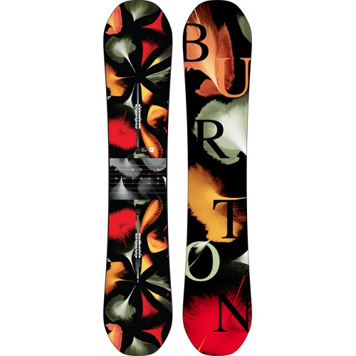 Burton Deja VU Flying V Womens Snowboard 2018