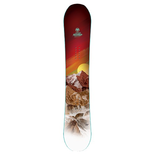 Never Summer Infinity Womens Snowboard 2021
