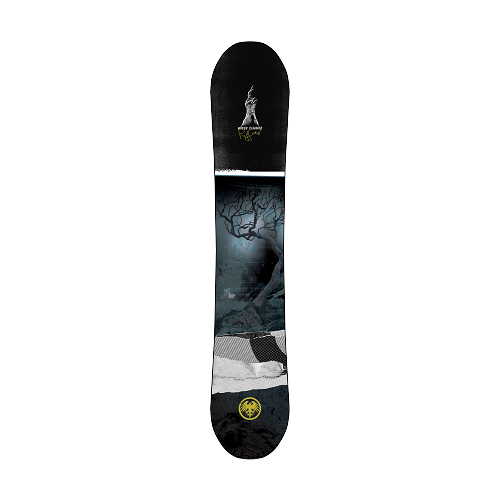 Never Summer Ripsaw Mens Snowboard 2021
