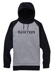 Burton Crown Bonded Pullover Mens Sweatshirt 2020