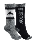 Burton Weekend Midweight Junior Sock 2 Pack 2021