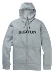Burton Oak Full-Zip Mens Sweatshirt 2020