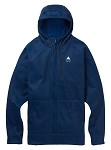 Burton Crown Bonded Full-Zip Mens Sweatshirt 2020