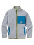 Burton Hearth Fleece Mens Full-Zip 2020