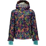 Spyder Girl's Lola  Junior Jacket 2018
