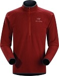 Arcteryx Delta AR Mens Zip T-Neck 2018