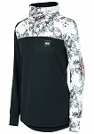 Picture Blossom Grid Womens Fleece 2021
