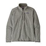 Patagonia Better Sweater 1/4 Zip Mens Pullover 2021