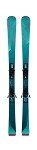 Elan Wildcat 76 LS Womens Ski with ELW 9.0 Binding 2021