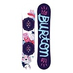Burton Chicklet Junior Snowboard 2020