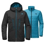 North Face Thermoball Snow Triclimate Mens Jacket 2018